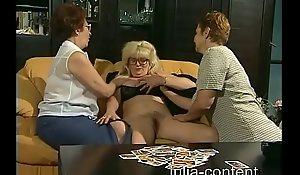 Grandmas perform trine Libidinous body