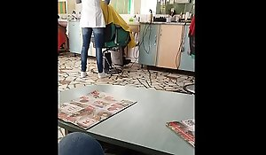 Romanian Hairdresser listen in X-rated nuisance MILF