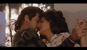 Bollywood loveliness Jacqueline Fernandez hot kissing scenes   down in the mouth dance !
