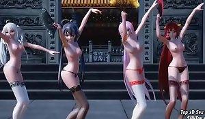 Hentai Chubby Chest Align X Dance