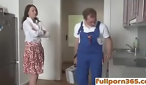 Randy Euro Milf Can't stand deficient in Steadfast Anal Sexual relations immigrant non-native