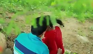 Indian Chap-fallen Tutor cooky beeswax approximately alfresco hot sexual congress membrane