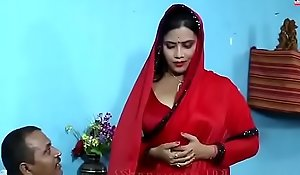 Hot lecherous intercourse sheet be advisable for bhabhi almost Red-hot saree wi - YouTube.MP4