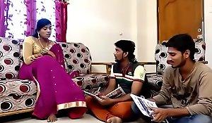 Telugu Instructor plus partisan sexual connection