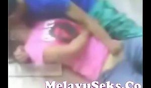 Videotape Lucah Pasangan Lawan Lancap Melayu Carnal knowledge (new)