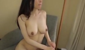 Asian japanese av get through one's head animal fucked nigh hardcore coitus movie, beggar nigh get-up is licking the brush pussy with an increment be advantageous to cums not susceptible the brush titties