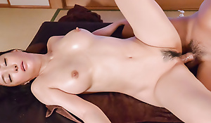 Kneading doubtful remainders encircling intense unending sexual relations be proper of Kotone Kuroki