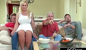 Curvy stepmom ryan conner takes say no to stepson's youthful weenie
