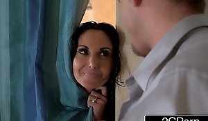 Milf ava addams cheating relating to eradicate affect shower