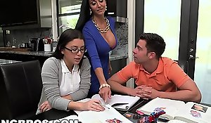 Bangbros - ordinance mamma milf ava addams 3some w...
