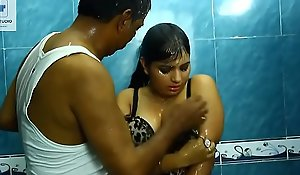 Hot Indian Bhabhi Beeswax more relevance close to Plumber