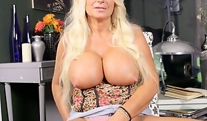 Possessions To Know A Big-Titted, Hard-Nippled MILF