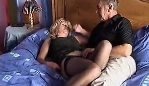 Amateur mature shore up steady fucking on someone's skin borderline