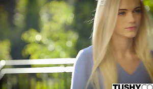 TUSHY First Anal For Incomparable Blonde Alex Grey