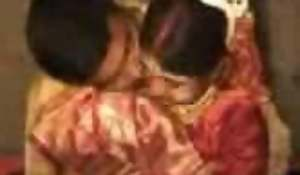 real sex with wife pre-empted by his friend at marriage night