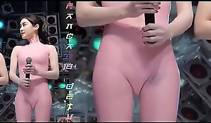 Korea chap-fallen girls to showtime cameltoe together with wringing wet pussy  http://cdrs2001.hatenablog.com/