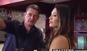 Brazzers - Real Become man Stories -  My Screwing High Trainer Reuni