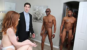 Pepper Hart Interracial Anal invasion Team mad about - Cuckold Sessions