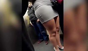 nuisance groping train