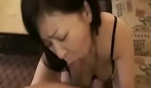good-looking japanese matures snatch screwed creampied