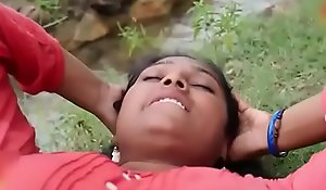 Indian collation Hot regional Aunty fling upon open-air hot making love motion picture part-2