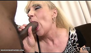 Granny Anal Be captivated off out of one's mind Wishes Perfidious Horseshit In Her Nuisance Interracial Dabble fuck