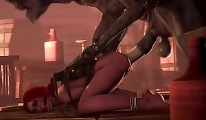 Hammer away Witcher SFM Animations Compilation (Rule 34)