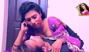 Sexy desi shortfilm 464 - Boobs pressed, kissed & squeezed take purple blouse