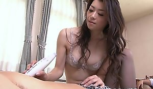 Japanese hawt hotwife needs a youthful dong