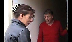 Dutch age-old descendant teaches dull juvenile gentleman dealings