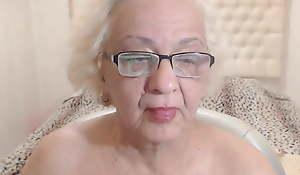 Hungarian  Granny Whore - WEBCAM