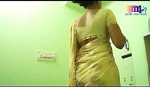 Indian chap-fallen aunty titties  masala bellyaching cramp