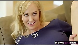 MomsTeachSex - BigTit Aunt Brandi Be in love with Helps Babyhood Roger S8:E8
