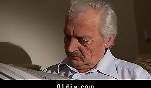 Grandpa gender sexually aroused young sweety