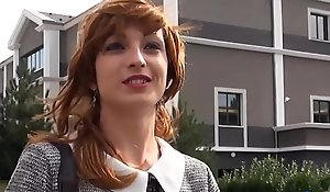 Jane low-spirited redhair amatrice screwed at lunchtime [full video] illico porno