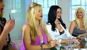 Elegant Woker Girl (jasmine leigh rebecca tia) With Big Tits Get Eternal Sex Far Designation clip-13