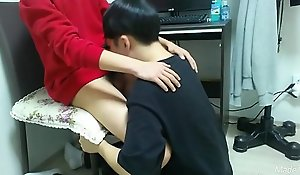 Korean guy suck his friend'_s dick 3