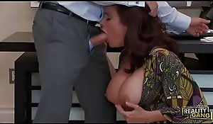 matriarch engulfing increased overwrought mouth fucking thither youthful boy
