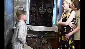 super hot russian mom foetus and friend