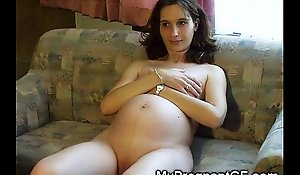 Uncompromised Pregnant Teenie GFs!