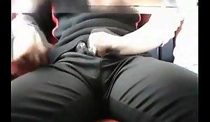 Train toilet fuck