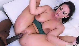 BANGBROS - Beamy Tits Anglea White VS Animal Blarney