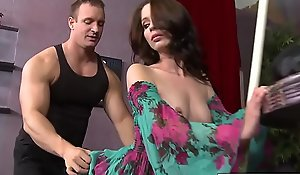 Hot Micro Jessi Palmer Gets Pounded