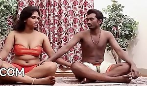 Indian Couple'_s Mammal Yoga Hot Coition Glaze [HD] - PORNMELA.COM