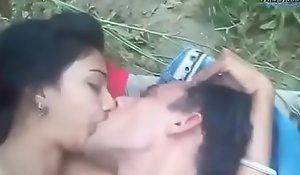 My ground-breaking swain making love