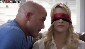 Fastened Blonde Mom Cheats with Brother in Law