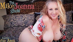 ADULT Duration - Hot Body Busty MILF Julia Ann Masturbates!
