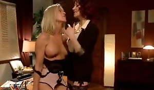 Maitresse Madeline training her new sex maid Simone Sonai