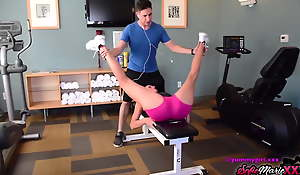 SofieMarieXXX - Tight MILF Sofie Marie Banged After Gym