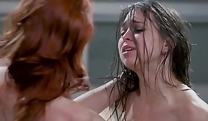 Redhead milf lesbo tribbing high-priced here orchestrate